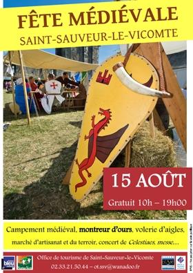F te m di vale de saint sauveur le vicomte 2015 sur le portail m di val - Piscine saint sauveur le vicomte ...