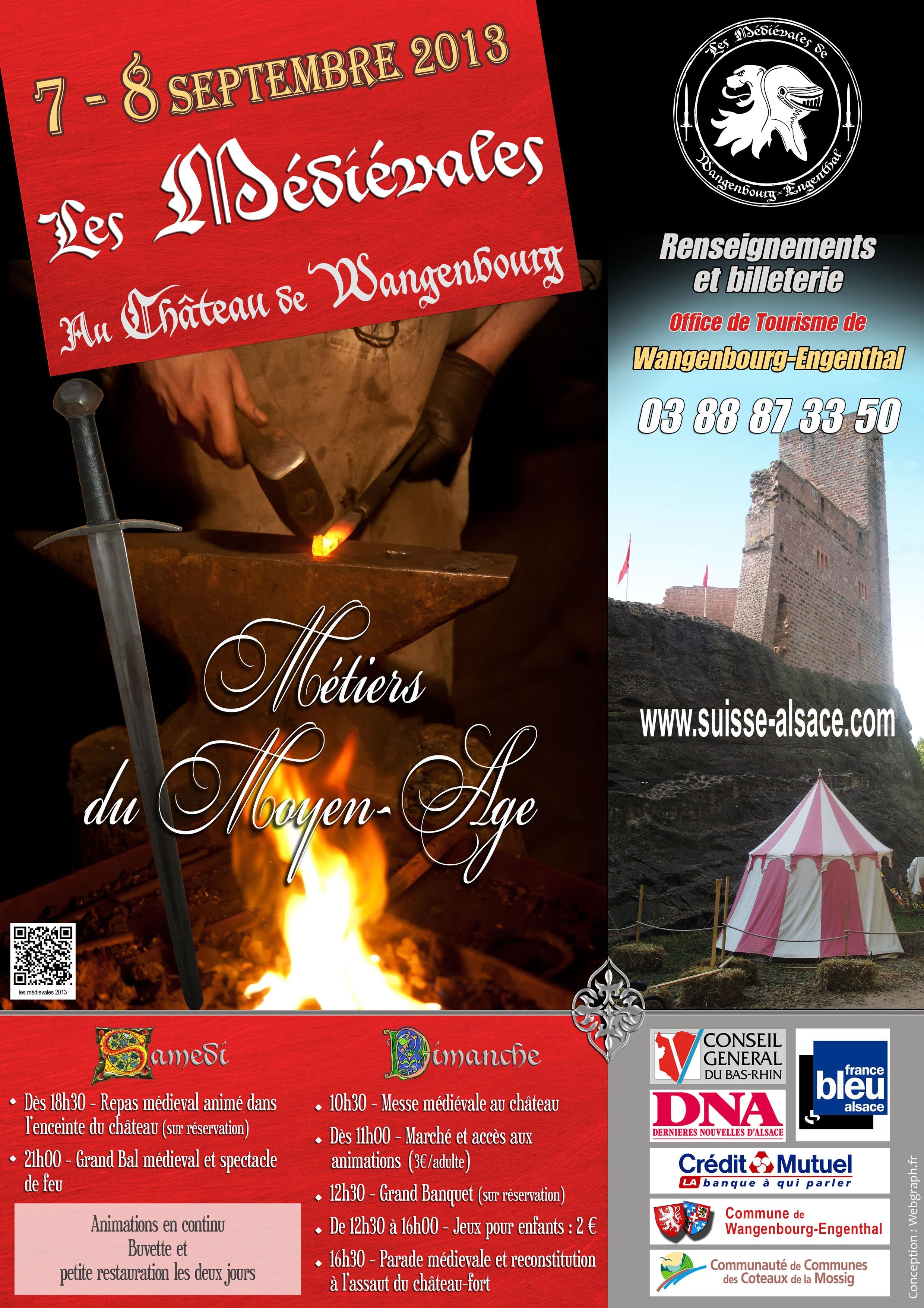Les m di vales wangenbourg engenthal 3 me edition sur le - Wangenbourg engenthal office tourisme ...