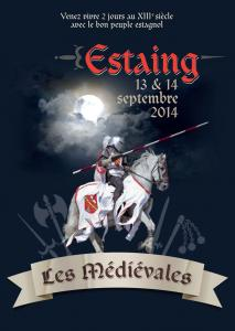 Estaing les M�di�vales 2014