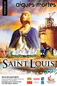 F�tes de la Saint-Louis 2014 � Aigues-Mortes